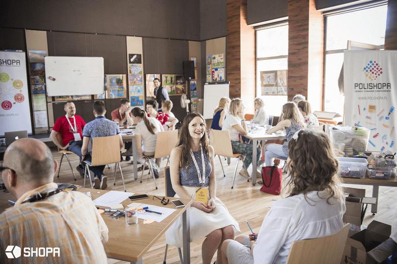 Challenge Days czyli praktyczne warsztaty z grupą doświadczonych mentorów. • SHOPA
