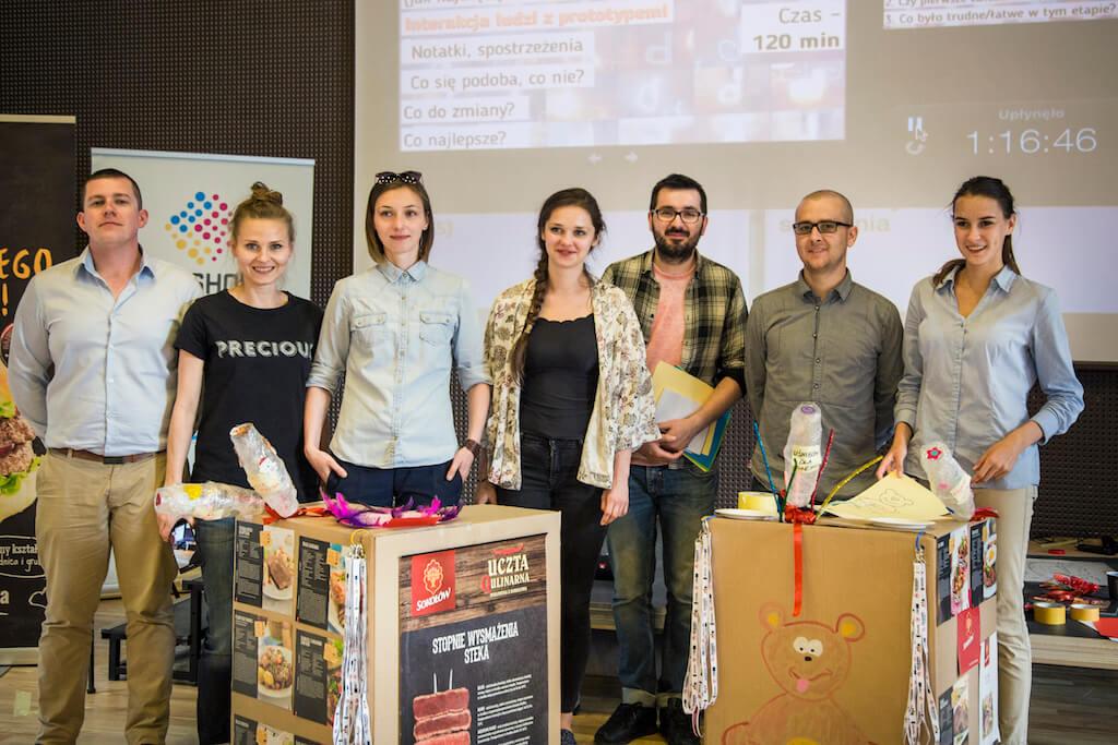 Challenge Days – Sokołów – prototypy