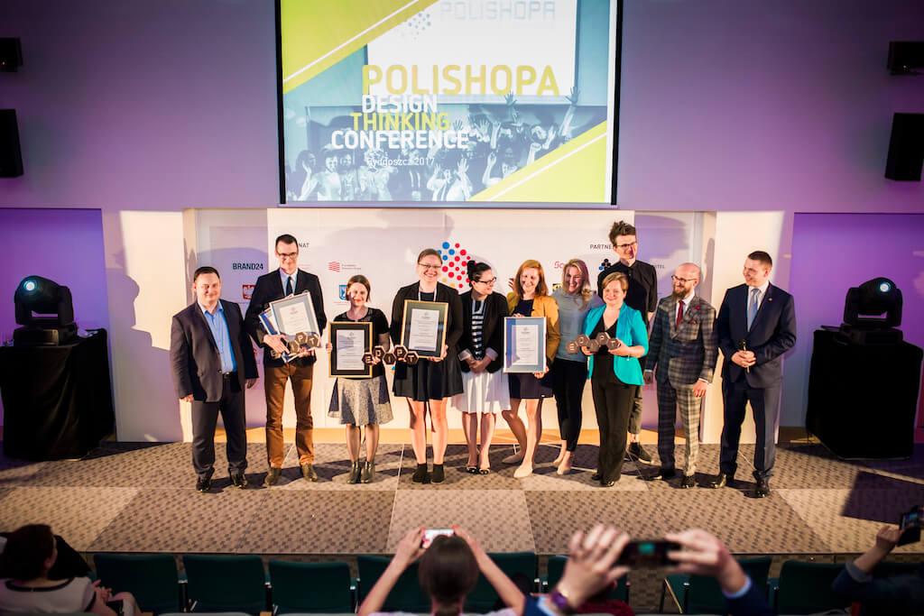 POLISHOPA HONEYCOMB AWARD 2017
