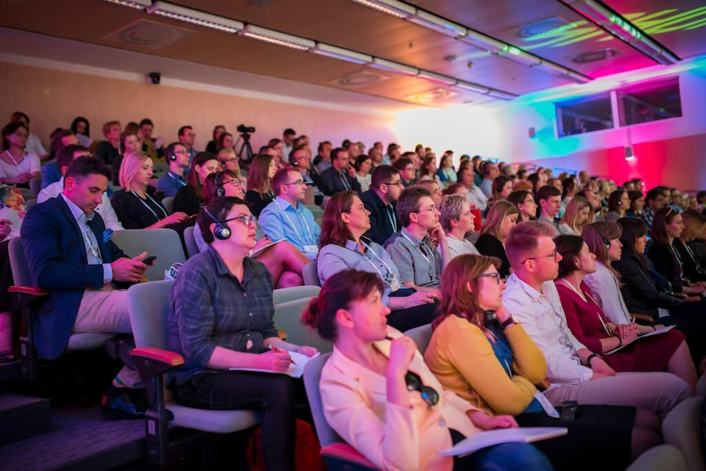 W konferencji wzięło udział ponad 350 osób.