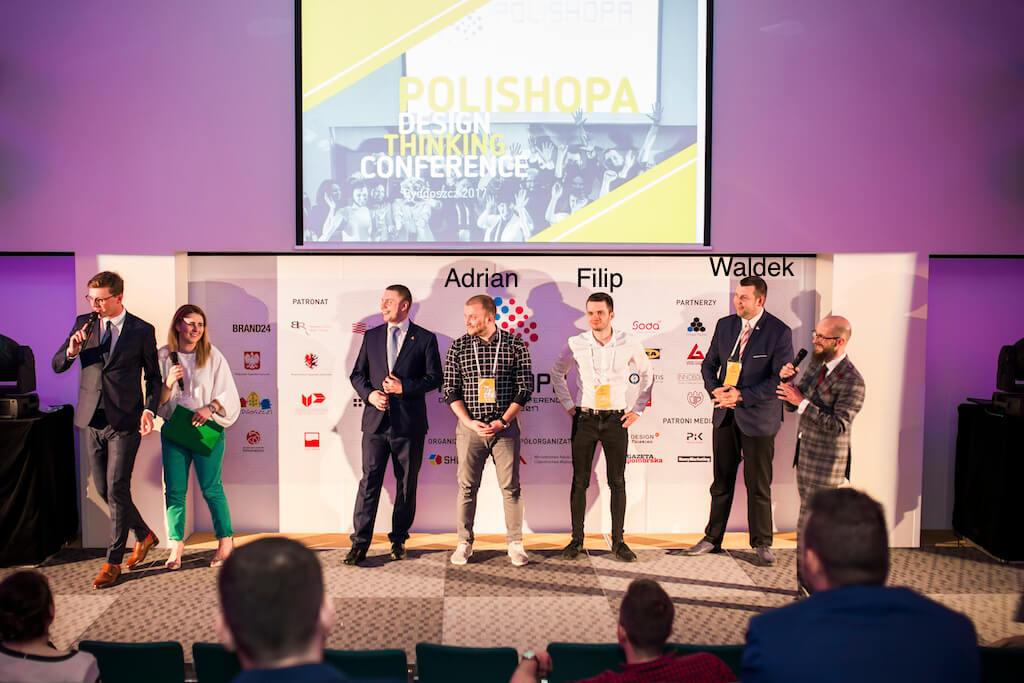 Organizatorzy POLISHOPA 2017